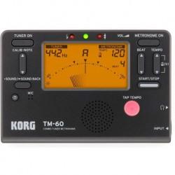 Korg TMR-50-BK - Accordeur Metronome Enregistreur noir