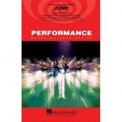 Jump - Arrangement pour Marching Band