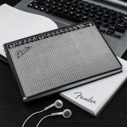Note Book Fender Amp Design