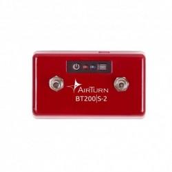 AirTurn BT200S2 - Pédalier de contrôle Midi bluetooth 2 switchs