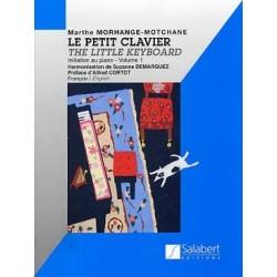 Le Petit clavier (initiation au piano) - Vol. 1 (ancienne édition)