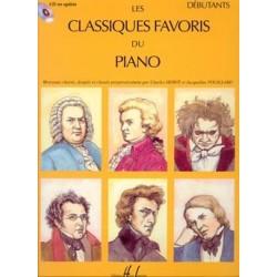 Les Classiques favoris Vol.débutants