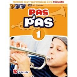 Jaap Kastelein - Pas à Pas 1 Trompette