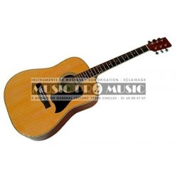 Westwood F-640N - Guitare folk naturel