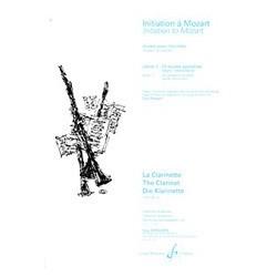 Initiation A Mozart Volume 1