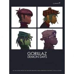Gorillaz - Demon Days PVG