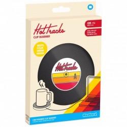 USB Hot Tracks Mug Warmer - Chauffe mug usb design vinyle