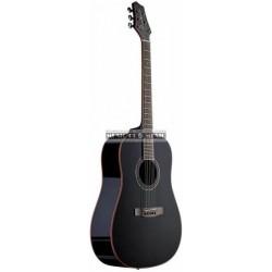 James Neligan NA38 - Guitare folk noire