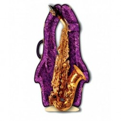 3D Card Saxophone