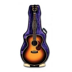 Carte 3D Guitare Acoustique