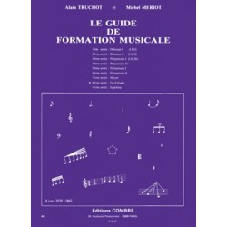 Truchot/Meriot - Guide de formation musicale volume 8