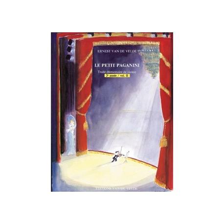 Le Petit Paganini - Vol. 2 : 1re et 3e positions