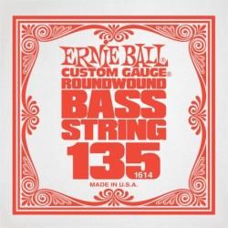 Ernie Ball 1614 - Corde filé nickel 135