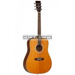 Tanglewood TW28-CLN - Guitare folk