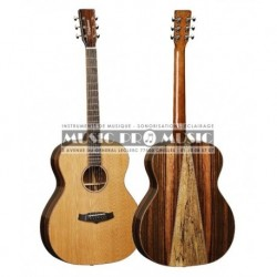 Tanglewood TWJFE - Guitare acoustique cèdre massif
