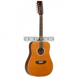 Tanglewood TW28-12-CLN - Guitare folk 12 cordes