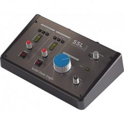 SSL SSL2 - Interface audio USB-C 2 entrées, 2 sorties