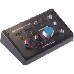 SSL SSL2+ - Interface audio USB-C 2 entrées, 4 sorties