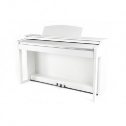 Gewa Made In Germany 120367E - Piano numérique UP365 Blanc mat