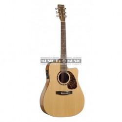 Norman NO031351 - Guitare électro-acoustique série Studio ST40 CW Presys