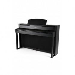 Gewa UP400 - Piano numérique haut de gamme meuble noir mat