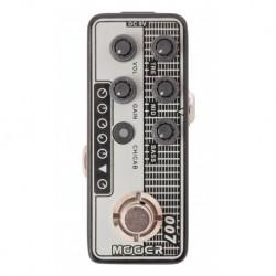 Mooer REGALTONE - Pédale préampli numérique type American Vintage pour guitare électrique