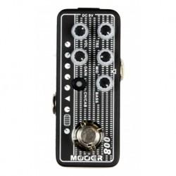 Mooer CALIMK3 - Pédale préampli numérique type US High-Gain standard pour guitare électrique