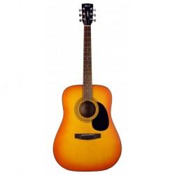 Cort AD810 - Guitare acoustique light vintage burst