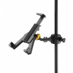 Hercules DG305B - Support pour tablette fixation sur tube