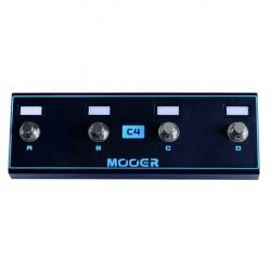 Mooer ASC4 - Footswitch sans fil compatible SD30 SD75 SD50A et OCEAN MACHINE