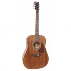 Cort E70MHOP - Guitare folk table acajou massif