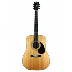 Cort E70CEDOP - Guitare folk table cèdre massif