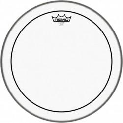 "Remo PS-0315-00 - Peau Pinstripe transparente 15"" pour Tom/ Caisse claire/ Tom sur pieds"