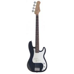 Stagg P300-BK Guitare basse électrique standard Black