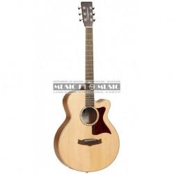 Tanglewood TW145SS-CE - Guitare électro-acoustique cèdre massif