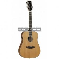 Tanglewood TW28-12-CLNE - Guitare électro-acoustique 12 cordes