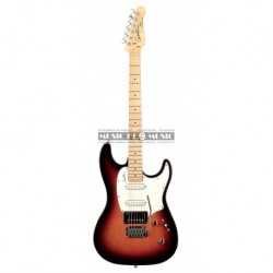 Godin 33911 - Guitare électrique Session Bt HG MN