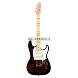 Godin 34055 - Guitare électrique Session BK Tr MN