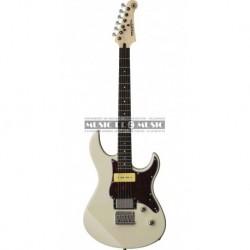 Yamaha GPA311HVM - Guitare électrique Pacifica Vintage White
