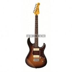 Yamaha GPA502VTBS - Guitare électrique Pacifica Tobacco Sunburst