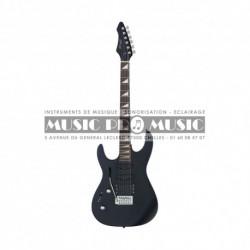 Stagg I300LH-MBK - Guitare électrique gaucher