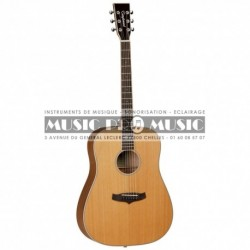 Tanglewood TW28-CLN-LH - Guitare folk gaucher