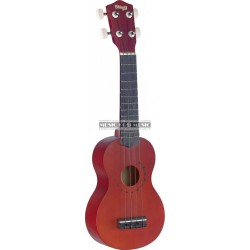 "Stagg US10-TATOO - Ukulele soprano traditionnel avec motif ""tattoo"""