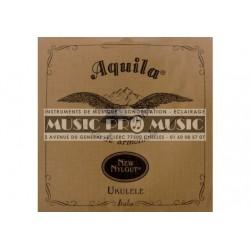Aquila 4U - Jeu de cordes Regular pour ukulélé soprano