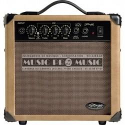 Stagg 10-AA-DR - Ampli combo pour guitare acoustique 10w