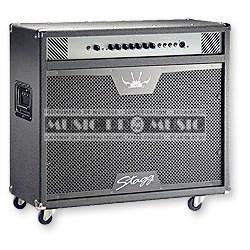 """Stagg 250GAR-212 - Ampli combo pour guitare electrique 250w 2x12"""""""