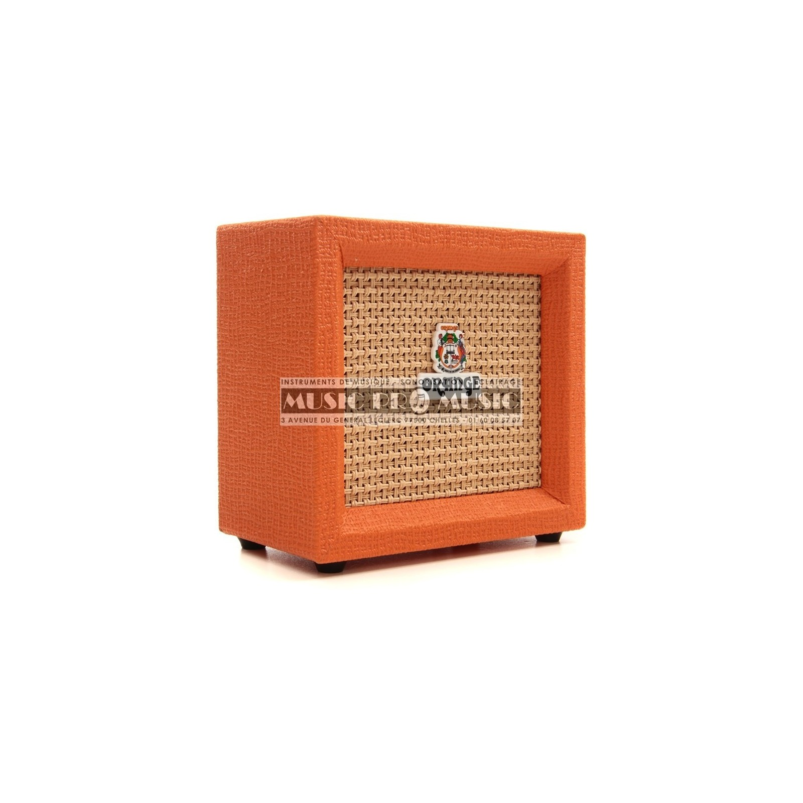 Orange CR3 - Mini ampli guitare electrique overdrive avec ...