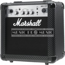 Marshall MG10CF - Ampli combo pour guitare electrique 10w