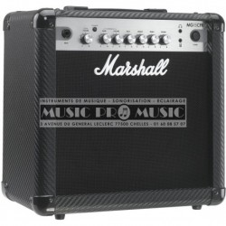 Marshall MG15CFR - Ampli combo pour guitare electrique 15w