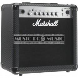 Marshall MG15CFR - Ampli combo pour guitare electrique 15w